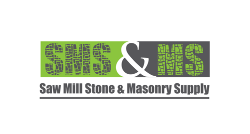 Saw Mill Stone & Masonry Supply A Logo, Monogram, or Icon  Draft # 243 by anijams