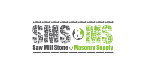 Saw Mill Stone & Masonry Supply A Logo, Monogram, or Icon  Draft # 244 by anijams