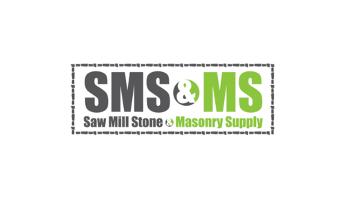 Saw Mill Stone & Masonry Supply A Logo, Monogram, or Icon  Draft # 245 by anijams