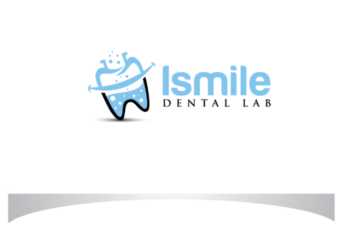 Ismile Dental Lab A Logo, Monogram, or Icon  Draft # 4 by bloomingbud
