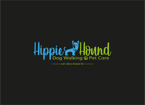 Hippie Hound A Logo, Monogram, or Icon  Draft # 20 by naison