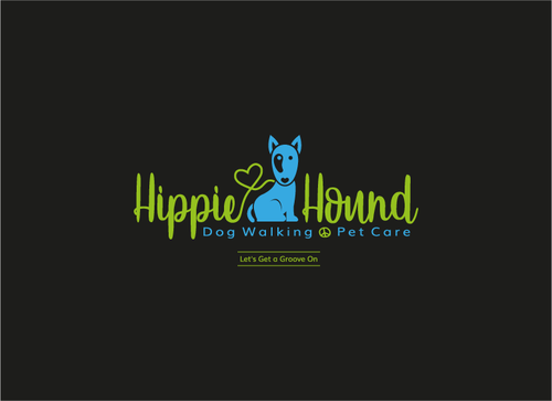Hippie Hound A Logo, Monogram, or Icon  Draft # 24 by naison