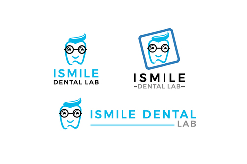 Ismile Dental Lab A Logo, Monogram, or Icon  Draft # 37 by mube555