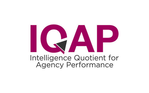 Intelligence Quotient for Agency Performance A Logo, Monogram, or Icon  Draft # 247 by hermanc
