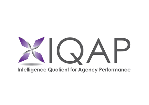 Intelligence Quotient for Agency Performance A Logo, Monogram, or Icon  Draft # 253 by sadenona