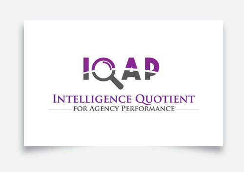 Intelligence Quotient for Agency Performance A Logo, Monogram, or Icon  Draft # 256 by zoeyart