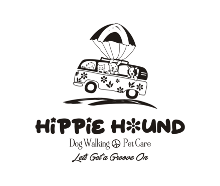 Hippie Hound A Logo, Monogram, or Icon  Draft # 57 by simpleway