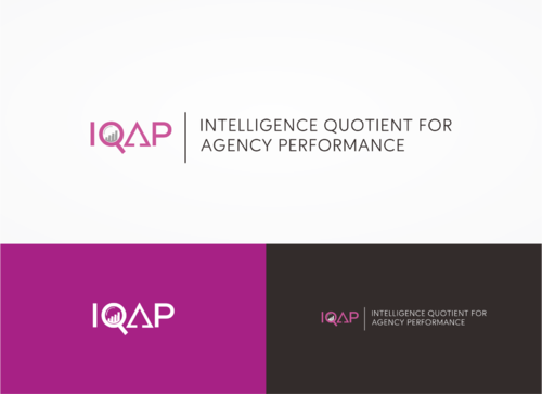 Intelligence Quotient for Agency Performance A Logo, Monogram, or Icon  Draft # 269 by NouGi
