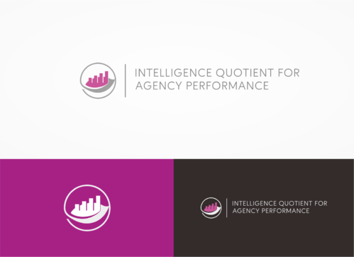 Intelligence Quotient for Agency Performance A Logo, Monogram, or Icon  Draft # 270 by NouGi