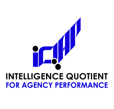 Intelligence Quotient for Agency Performance A Logo, Monogram, or Icon  Draft # 271 by inus