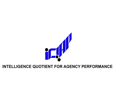 Intelligence Quotient for Agency Performance A Logo, Monogram, or Icon  Draft # 273 by inus