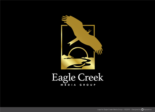 Eagle Creek A Logo, Monogram, or Icon  Draft # 266 by ALgraphics