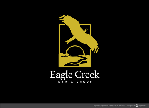 Eagle Creek A Logo, Monogram, or Icon  Draft # 267 by ALgraphics