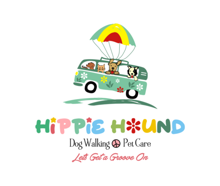 Hippie Hound A Logo, Monogram, or Icon  Draft # 73 by simpleway