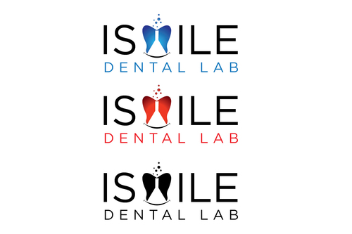 Ismile Dental Lab A Logo, Monogram, or Icon  Draft # 50 by TheTanveer
