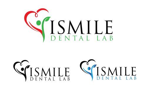 Ismile Dental Lab A Logo, Monogram, or Icon  Draft # 51 by TheTanveer