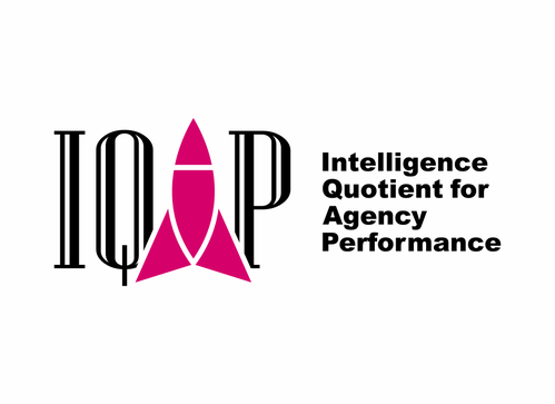 Intelligence Quotient for Agency Performance A Logo, Monogram, or Icon  Draft # 305 by azadirachta