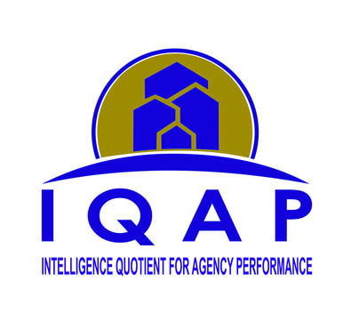 Intelligence Quotient for Agency Performance A Logo, Monogram, or Icon  Draft # 318 by inus