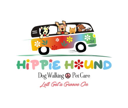 Hippie Hound A Logo, Monogram, or Icon  Draft # 89 by simpleway
