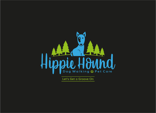 Hippie Hound A Logo, Monogram, or Icon  Draft # 92 by naison
