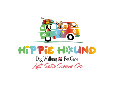 Hippie Hound A Logo, Monogram, or Icon  Draft # 111 by simpleway