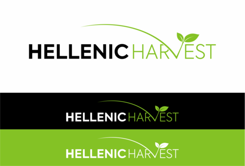Hellenic Harvest A Logo, Monogram, or Icon  Draft # 39 by FreyCaps