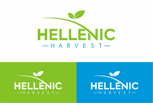 Hellenic Harvest A Logo, Monogram, or Icon  Draft # 82 by FreyCaps
