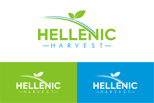 Hellenic Harvest A Logo, Monogram, or Icon  Draft # 83 by FreyCaps