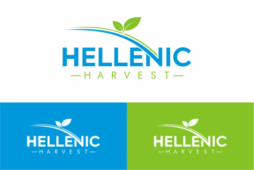 Hellenic Harvest A Logo, Monogram, or Icon  Draft # 84 by FreyCaps