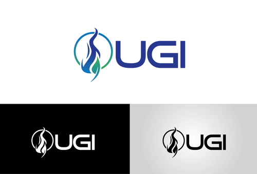 UGI A Logo, Monogram, or Icon  Draft # 5 by webboyz