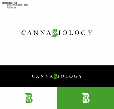 Cannabiology A Logo, Monogram, or Icon  Draft # 218 by HandsomeRomeo