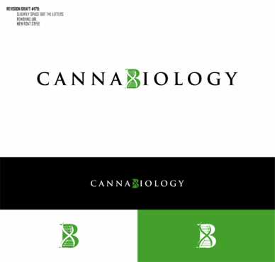 Cannabiology A Logo, Monogram, or Icon  Draft # 219 by HandsomeRomeo