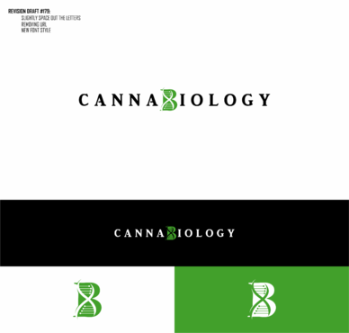 Cannabiology A Logo, Monogram, or Icon  Draft # 220 by HandsomeRomeo
