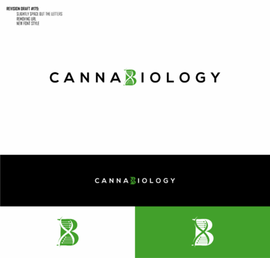 Cannabiology A Logo, Monogram, or Icon  Draft # 223 by HandsomeRomeo