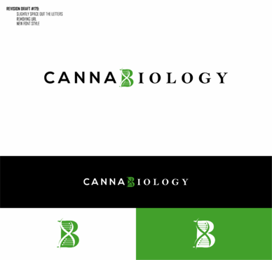 Cannabiology A Logo, Monogram, or Icon  Draft # 224 by HandsomeRomeo