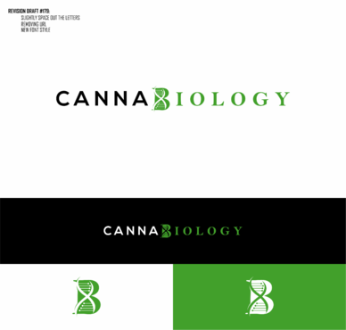 Cannabiology A Logo, Monogram, or Icon  Draft # 225 by HandsomeRomeo