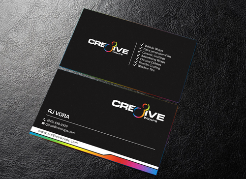 Design by einsanimation For Business Card Design for Marketing Company