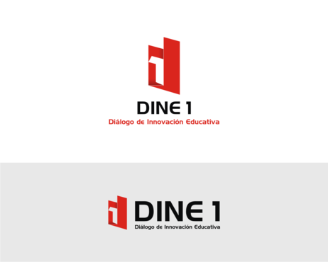 DINE 1 A Logo, Monogram, or Icon  Draft # 29 by simpleway