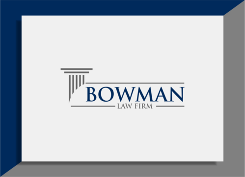 Design by alghani For Bowman Law Firm