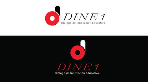 DINE 1 A Logo, Monogram, or Icon  Draft # 158 by TheTanveer