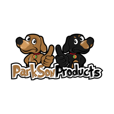Design by AnakEtong For Logo caricature cartoon for ParkSon Products pet products