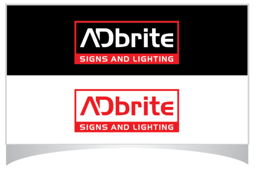 ADbrite Signs and Lighting  A Logo, Monogram, or Icon  Draft # 15 by bloomingbud