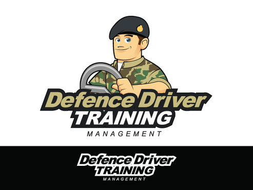 Defence Driver Training Management A Logo, Monogram, or Icon  Draft # 23 by Adwork