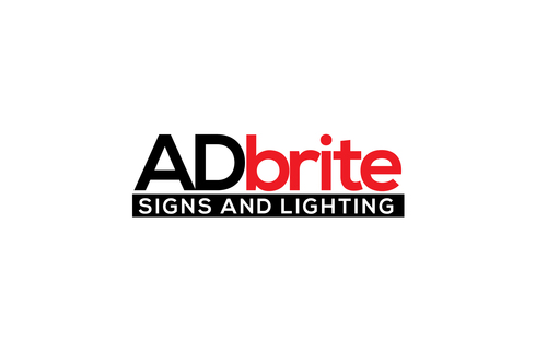 ADbrite Signs and Lighting  A Logo, Monogram, or Icon  Draft # 90 by TheTanveer