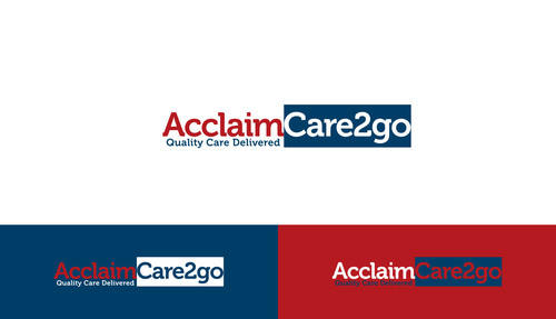Design by LouisAndalcreative For  AcclaimCare2go