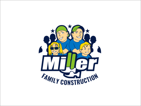 Design by thebullet For Logo for a construction company