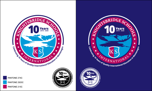 Design by agungdesgraf For School 10 Year Celebration