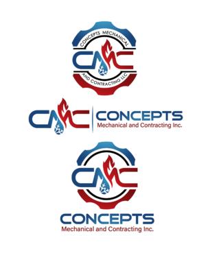 Design by Stardesigns For Contemporary Logo for HVAC company
