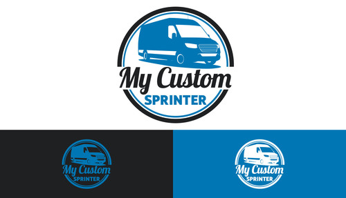 Design by LouisAndalcreative For Logo for My Custom Sprinter website