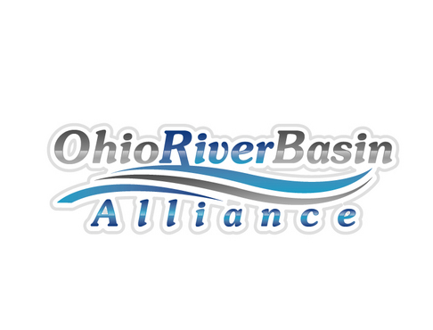 Ohio River Basin Fish Habitat Partnership or ORBFHP A Logo, Monogram, or Icon  Draft # 118 by vector